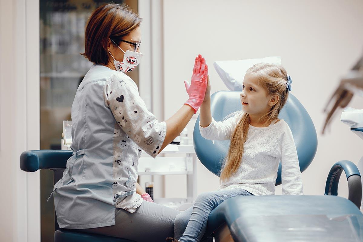 Nervous dental patients
